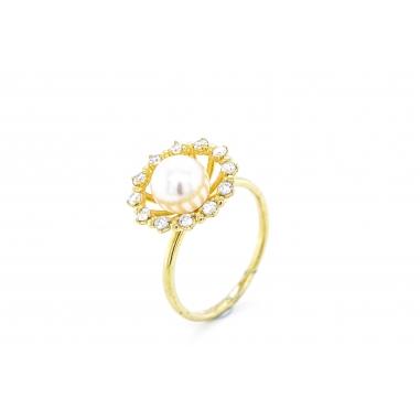 Δαχτυλίδι 41605-00