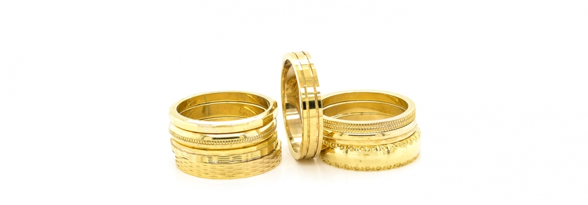 Wedding Rings Gold